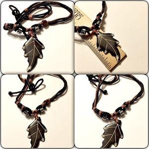 Tribal style chocker necklace